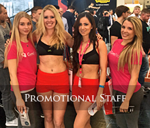 promotional staff, promtional staffing agency germany
