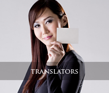 translator for booth, translator for Trade Shows
