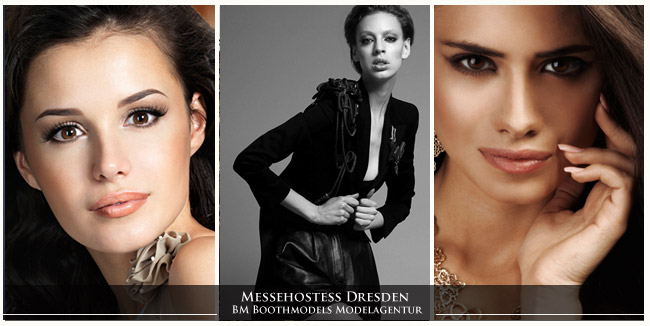 Messehostessen Dresden, Messehostess Agentur Dresden, Hostessen & Models Dresden