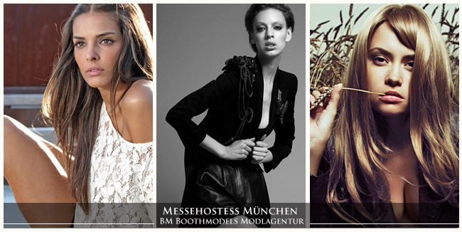 Messehostess Agentur M�nchen, Messehostessen M�nchen, Hostess & Model hostess M�nchen