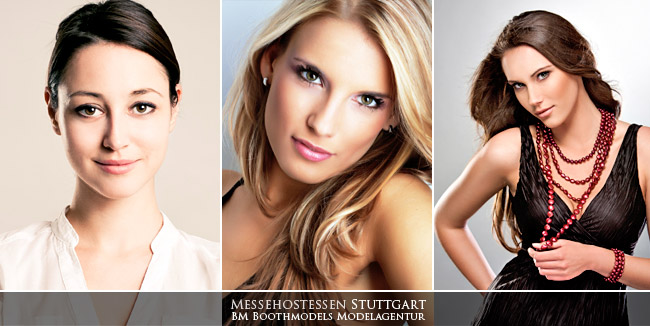 Messehostess Agentur Stuttgart