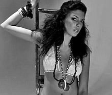 Model Hostess Erica