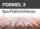 Der Circuit de Spa-Francorchamps in Belgien wurde 1921 eröffnet und ist seit 1950 Austragungsort der Formel 1.