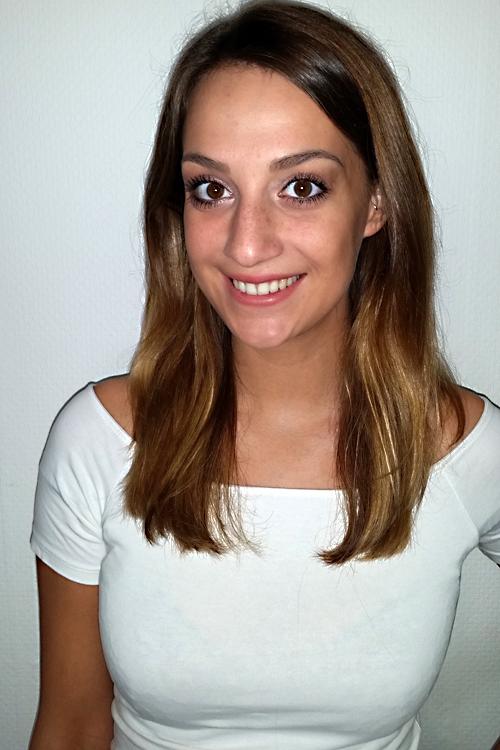 Emilia aus Wien Haarfarbe: braun (mittel), Augenfarbe: braun, Größe: 171