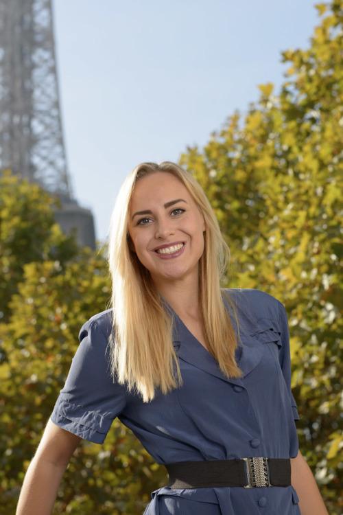 hostess Mirja, Studium: 2tes Semester Soziologie