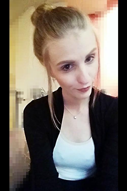 Nadja aus Hamburg Haarfarbe: blond (dunkel), Augenfarbe: blau-gr�n, Gr��e: 176, Deutsch: Muttersprache, Englisch: leichte Konversation, Franz�sisch: nein, Spanisch: Fortgeschritten
