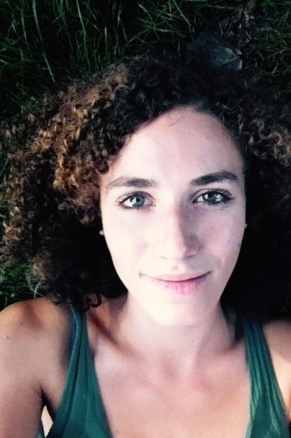 Model Christina aus München Haarfarbe: braun (hell)