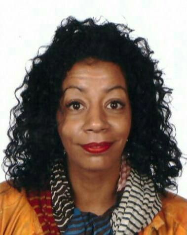 Hostess Carolin Christine aus Witten, Nationalität Deutsch, Haarfarbe schwarz