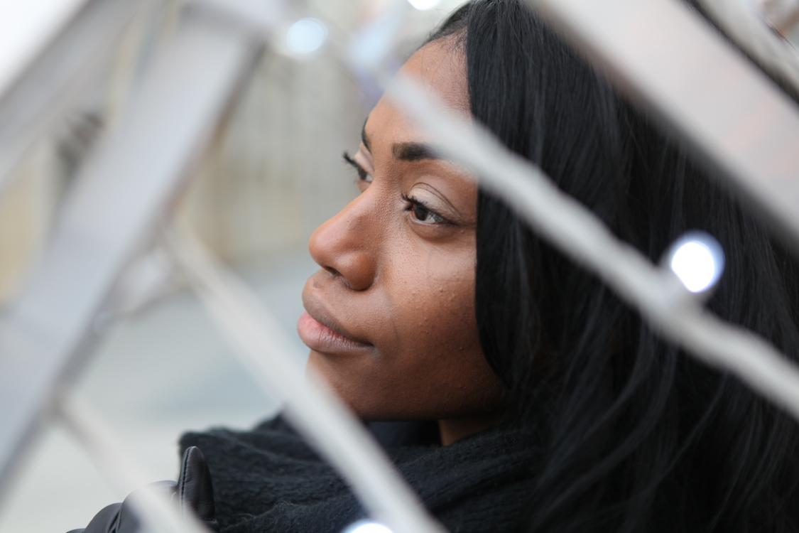 Hostess Noemia aus Berlin, Nationalität Spanisch und Deutsch , Haarfarbe schwarz