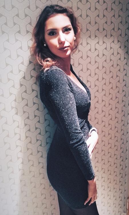 Hostess Josephin aus Berlin, Konfektion 36, Studium
