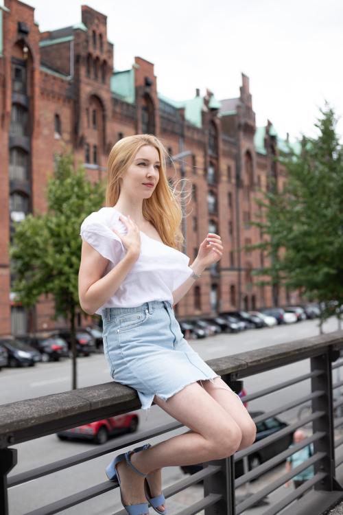 Hostess Constanze aus Hamburg, Konfektion 36, Studium M.Sc. Ernährungswissenschaften