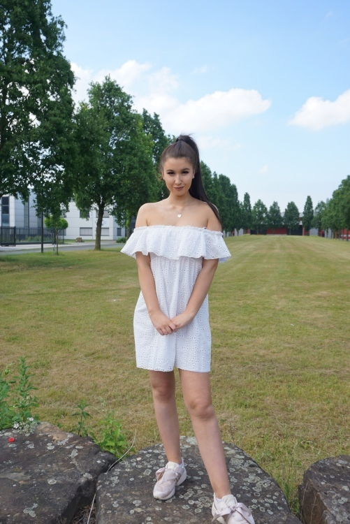 Hostess Patricia  aus Castrop-Rauxel, Konfektion 36, Studium International Business and Management Russisch