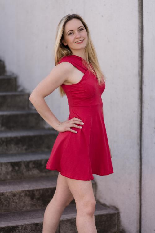 Hostess Clara aus Berlin, Konfektion 36, Studium Rewi