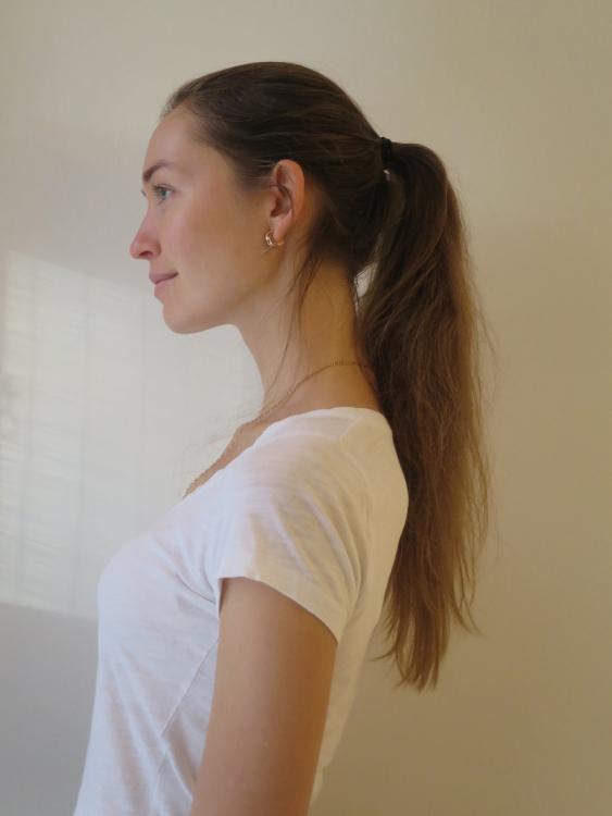 Hostess Eugenia aus Hamburg, Konfektion 36, Studium