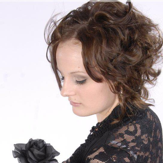 Hostess dania aus Berlin, Nationalität deutsch, Haarfarbe braun (mittel)