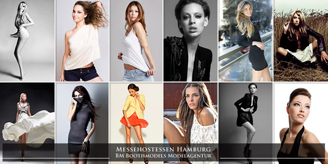 Messehostess Agentur Hamburg, Messehostessen Hamburg, Hostess & Model hostess Hamburg