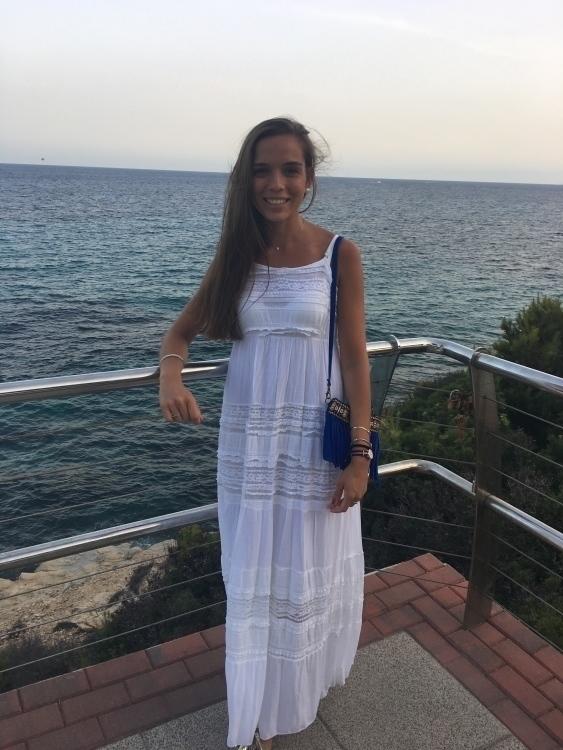 hostess Tiziana, Studium: Event, Sport und Gesundheit