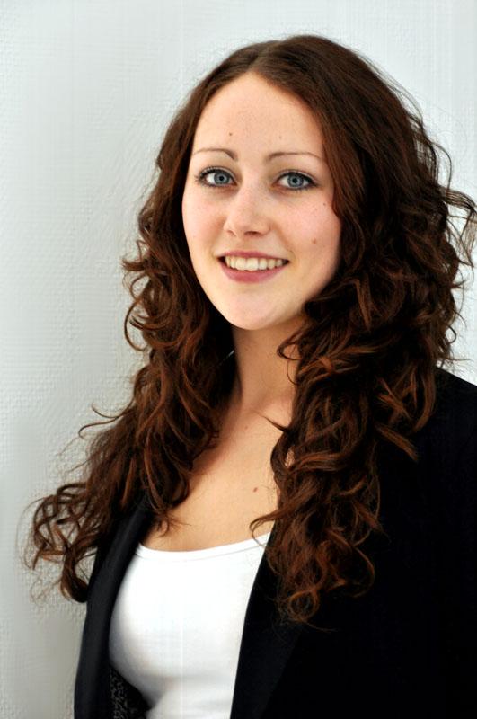 Model Tabea aus Peine Haarfarbe: braun (mittel)