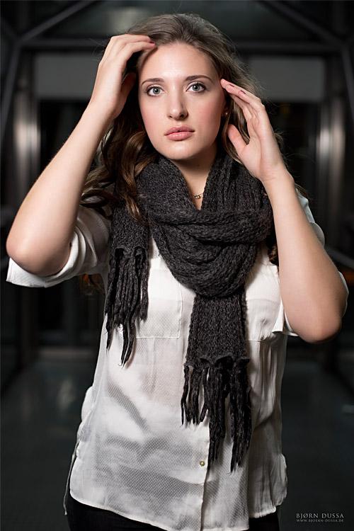 Hostess Annika aus Frankfurt, Nationalität Deutsch, Haarfarbe braun (mittel)