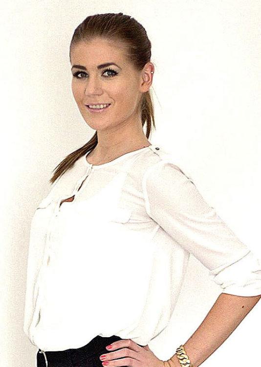 Hostess Beatrice aus Hannover, Konfektion 34, Studium Internationales Management