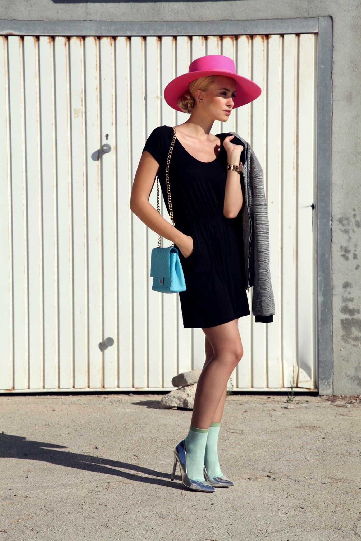 Model Martyna aus Berlin Haarfarbe: blond (mittel)