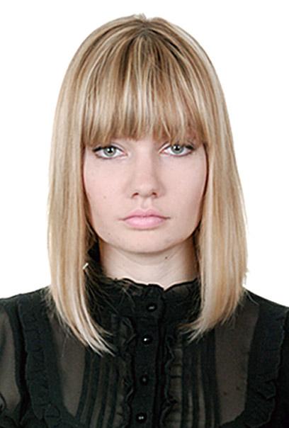 Alina aus Frankfurt Haarfarbe: blond (mittel), Augenfarbe: grün, Größe: 163