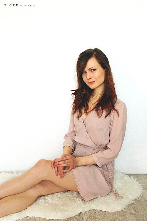 Hostess Irina aus Frankfurt, Konfektion 36, Studium Oecotrophologie
