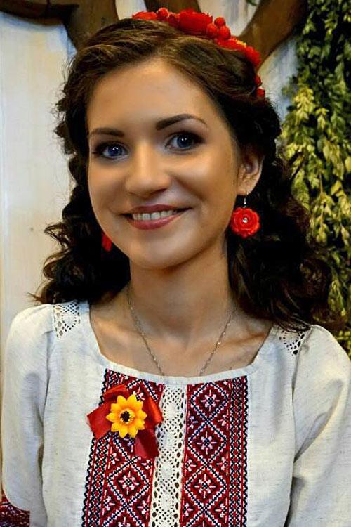 Hostess Anastasiya aus Dresden, Konfektion 38, Studium