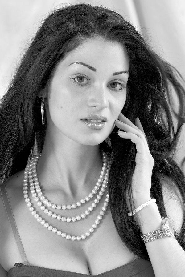 Model Marialaura aus Königsbronn Haarfarbe: braun (dunkel)