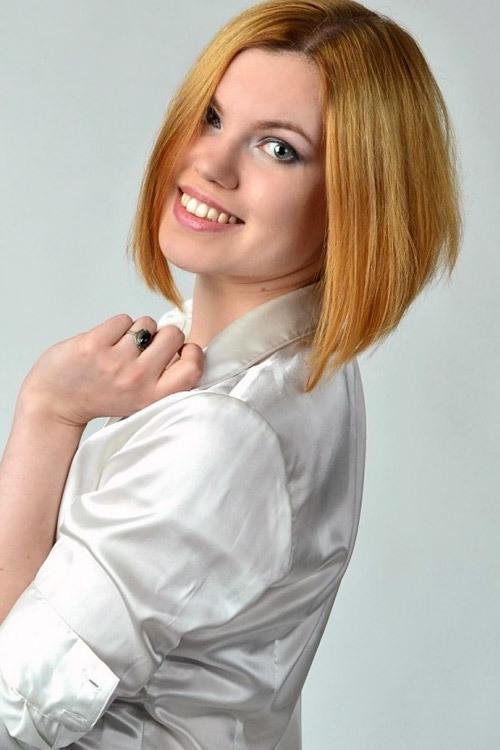 Model Daria aus Augsburg Haarfarbe: blond (mittel)