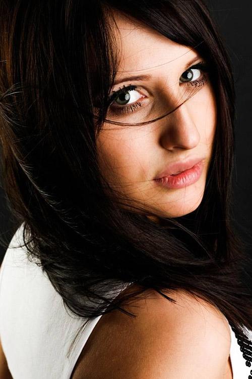 Model Anastasia aus München Haarfarbe: braun (dunkel)