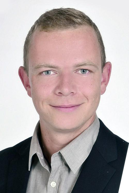 Model Max aus Braunschweig  Haarfarbe: blond (mittel)