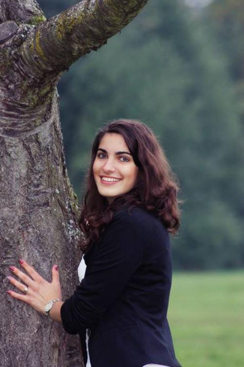 Hostess Helena aus Nürnberg, Konfektion 36, Studium Gesundheitsökonomie/Wirtschaftswissenschaften