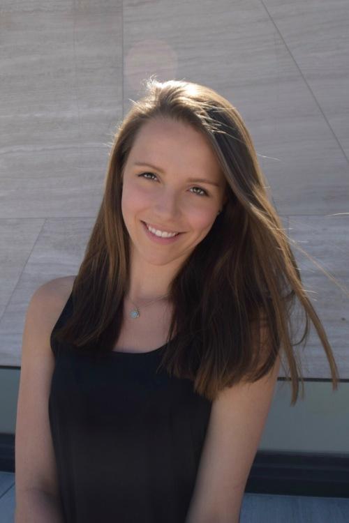 Model Leonie aus Gießen  Haarfarbe: braun (mittel)
