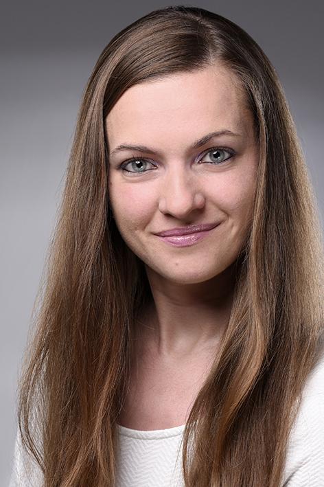 Model Viktoriia aus München Haarfarbe: braun (mittel)