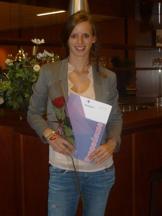 Hostess Rieke  aus Nürnberg, Konfektion 36, Studium Marketing und Management