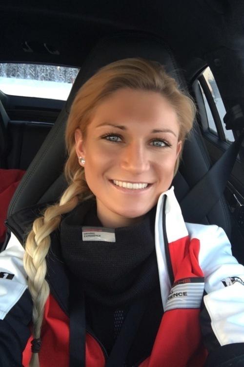 Model Caroline aus Leinfelden-Echterdingen Haarfarbe: blond (hell)