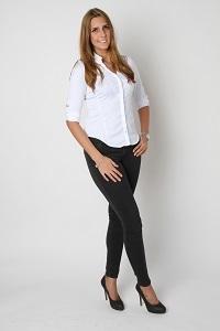 Hostess Melina aus Düsseldorf, Konfektion 38, Studium