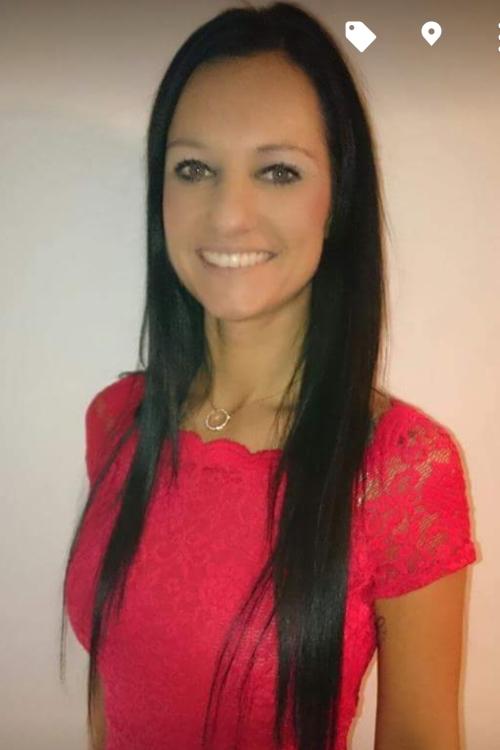 Model Kristin aus Potsdam Haarfarbe: braun (mittel)