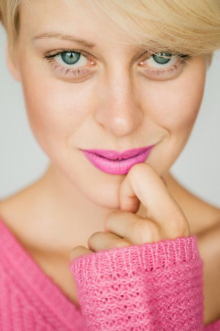 Model Katja aus Berlin Haarfarbe: blond (dunkel)