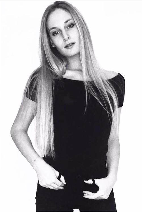 Model Alexandra aus Kärnten, Spittal Haarfarbe: blond (hell)