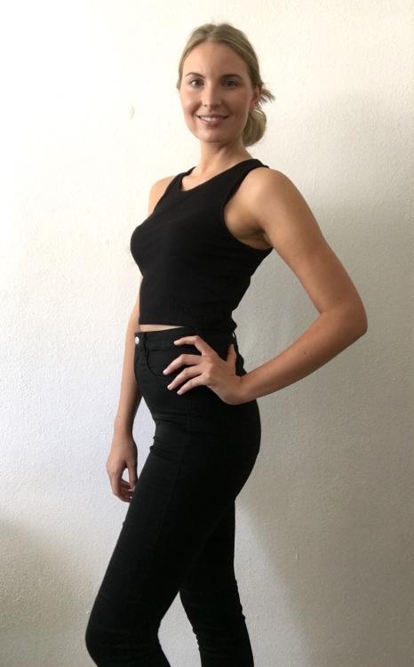 Hostess Katharina aus München, Konfektion 38, Studium Biologie