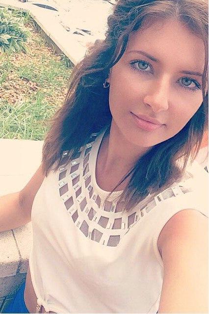 Model Karina aus Rostock Haarfarbe: braun (dunkel)