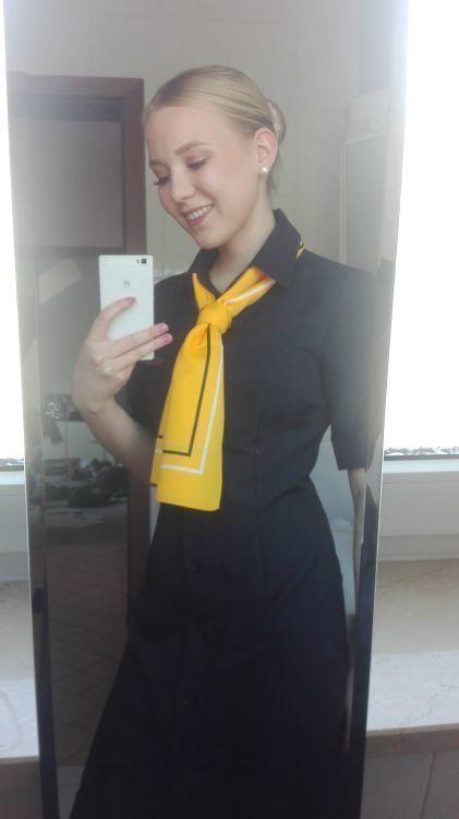 Hostess Maria  aus München , Konfektion 34, Studium -