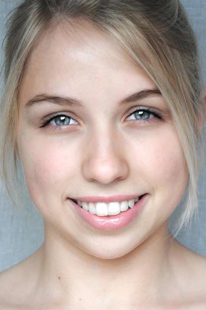 Model Birthe aus Viersen Haarfarbe: blond (mittel)