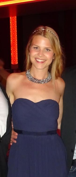 Hostess Leonie aus Düsseldorf, Konfektion 36, Studium International Management