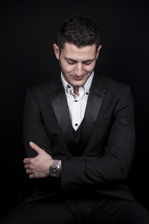 Pavel aus Düsseldorf Haarfarbe: braun (dunkel), Augenfarbe: braun, Größe: 183, Deutsch: 0, Englisch: , Französisch: , Spanisch: