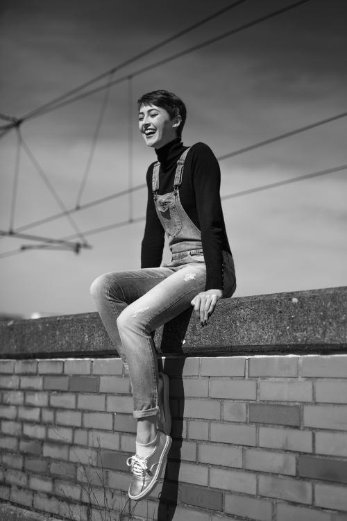 Hostess Tamara aus Düsseldorf, Konfektion 36, Studium Kauffrau für Audiovisuelle Medien