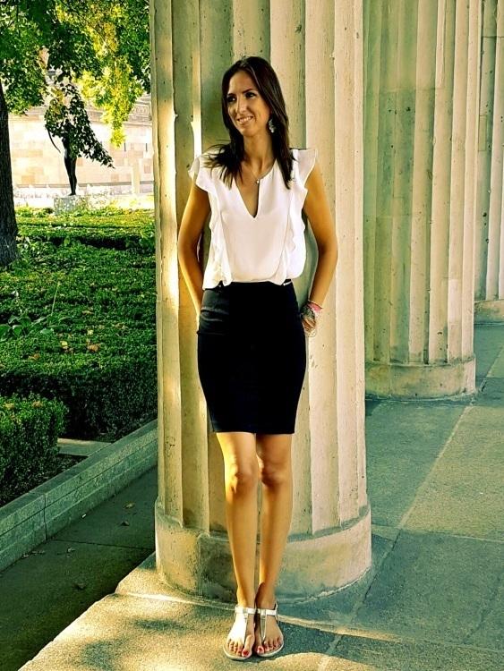 Hostess Isabelle aus Hannover, Berlin, Konfektion 36, Studium Sprachen Europas