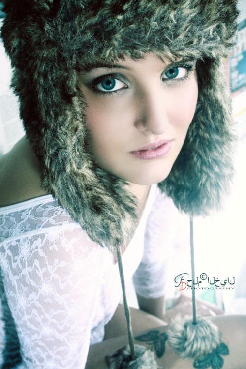 Model Leslie aus Frankfurt Haarfarbe: blond (dunkel)